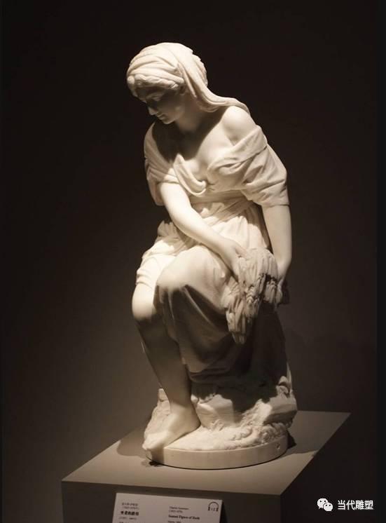 汉白玉裸体人体雕塑欧式人物