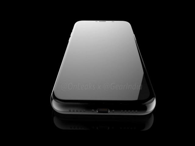 据说这是目前最接近原型机的iPhone8渲染图