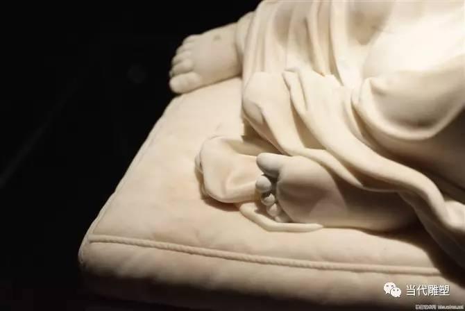 汉白玉裸体人体雕塑小脚丫