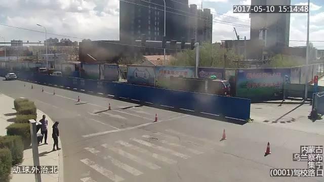 集宁区多处道路封闭施工,请提前绕行图片