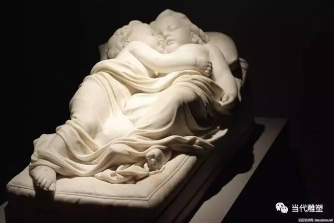汉白玉裸体人体雕塑10