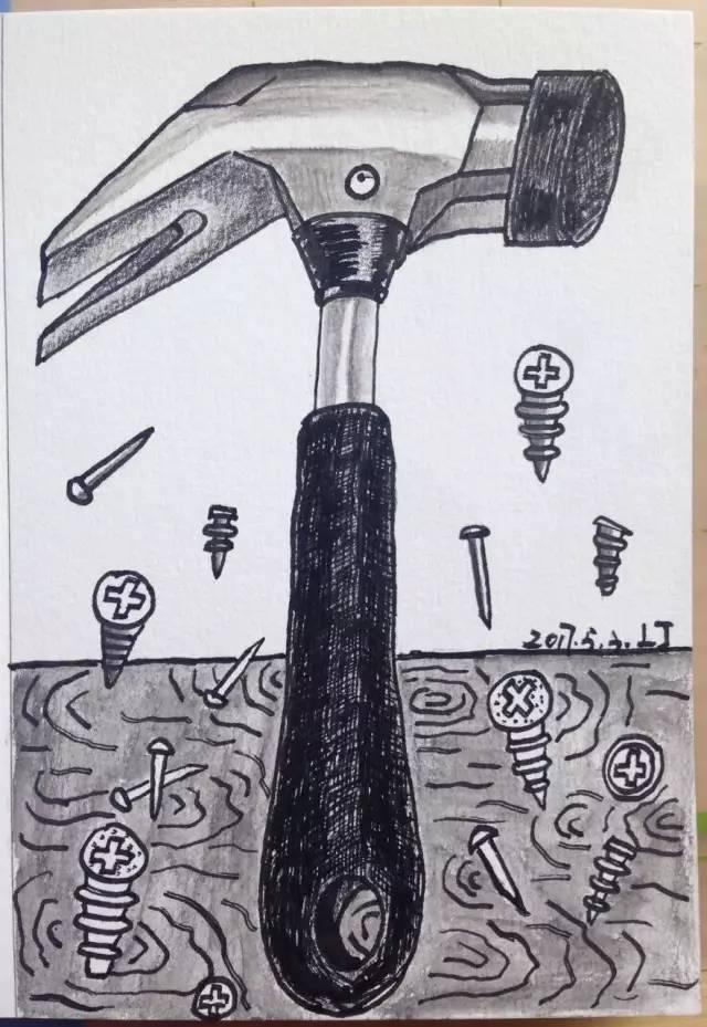 课程| 和小朋友一起,diy一本手绘 拼贴影集吧!