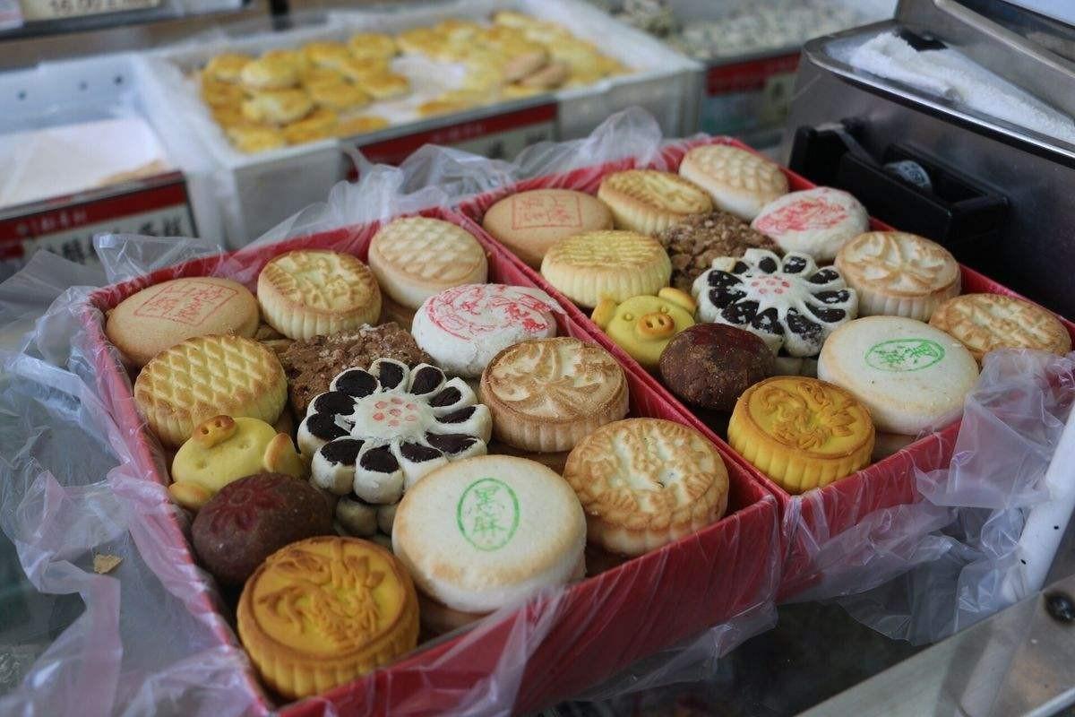 中式糕点-得着去稻香村买点心图片