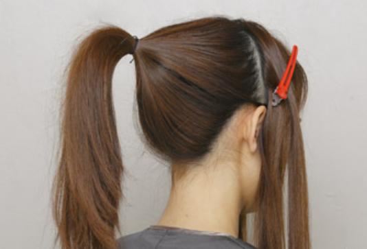 扎头发秘籍,喜欢的妹纸不要错过哦