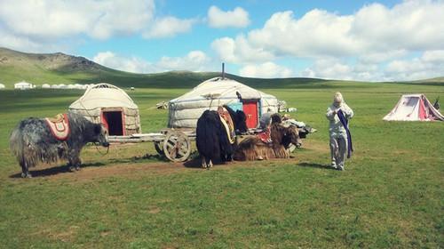 为什么蒙古国土面积比新疆大,人口建国时才几十万