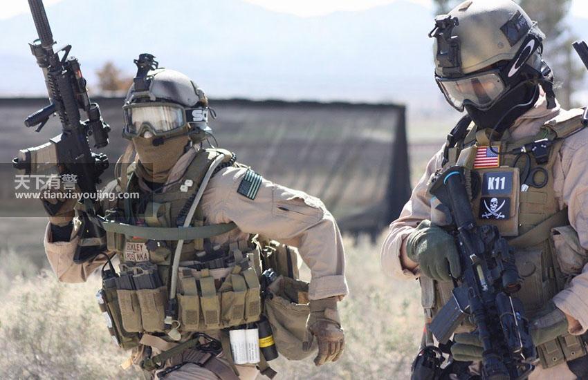 海豹突击队装备最新式武器,其他国家目前都没有