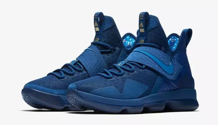 """源自菲律宾篮球热情 Nike 打造 LeBron 14""""Agimat""""特别配色"""