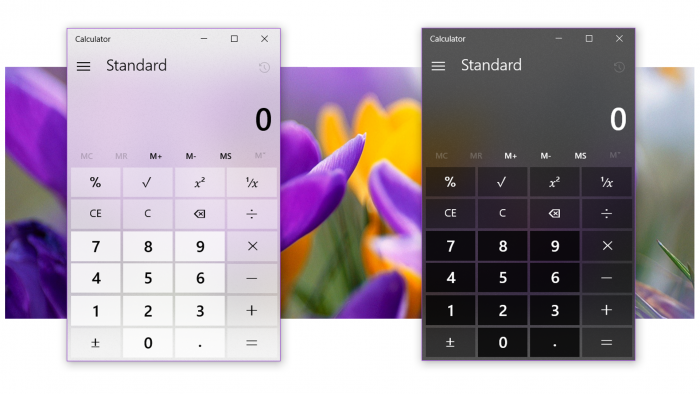 微软Windows 10 NEON新界面正式命名:Fluent Design System的照片 - 2