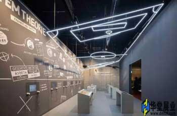 【华堂科技】足球展馆互动体验解决方案图片