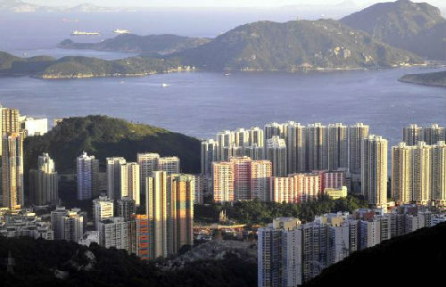 美媒称香港超伦敦成最大豪宅市场:10大豪宅坐拥4所