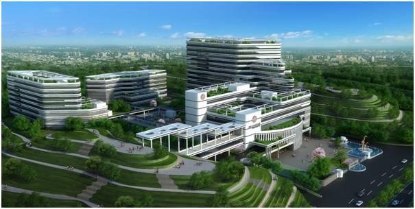 江门市新会区妇幼保健院(新院)图片