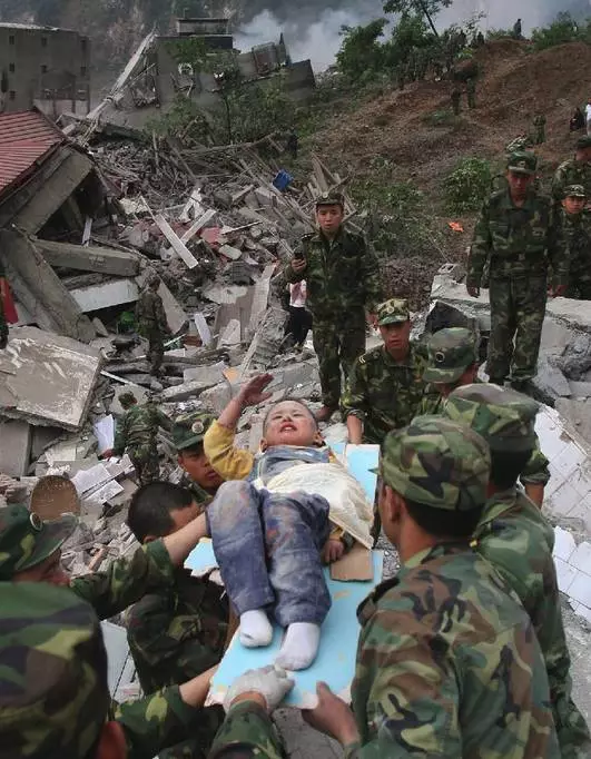 汶川地震9周年 愿死者安息,生者坚强