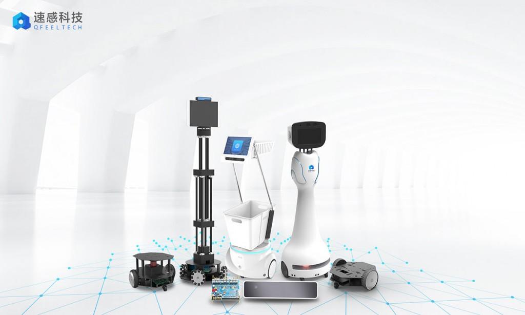 速感科技:扫地机器人视觉传感器量产在即,预计7月接受订单
