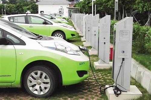 汽车制造强劲支撑地方工业 新能源汽车增长可期