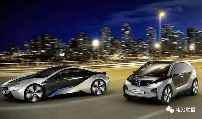 宝马 在德启动汽车共享业务 今年投放400辆纯电动i3高清图片