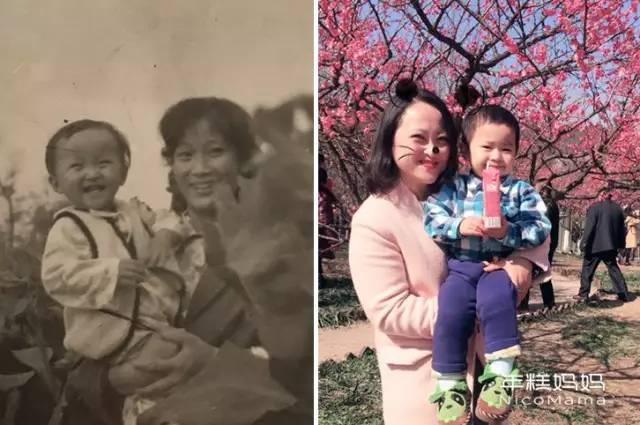 在没有美颜和PS的年代,我妈照样是女神