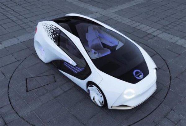 英伟达宣布与丰田合作开发无人驾驶汽车