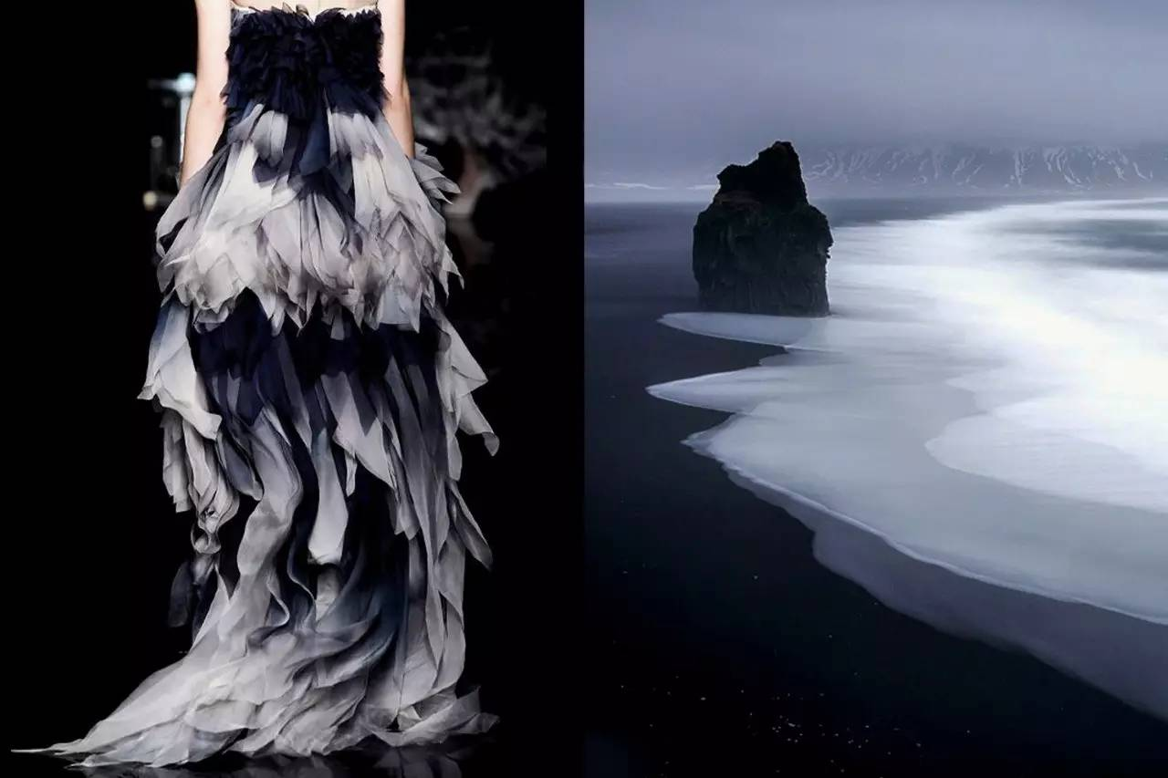 """300张图片:揭秘""""世界顶级服装设计师""""的""""设计灵感来源图片"""