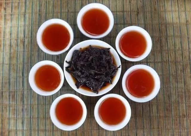 黑茶致癌 黄曲霉图片