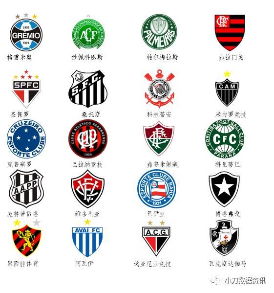 巴西足球服队徽图片