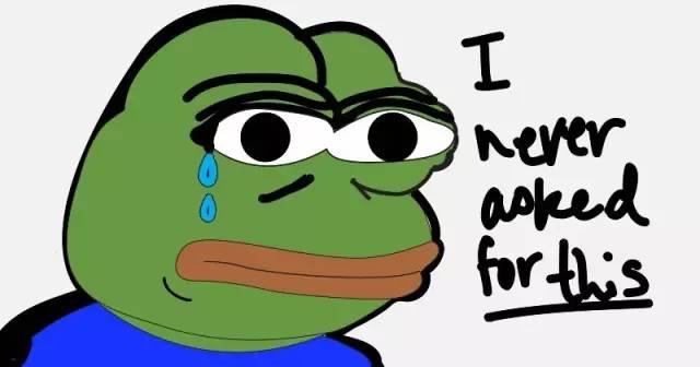 表情包界最知名的青蛙,年仅12岁就死于 种族歧视