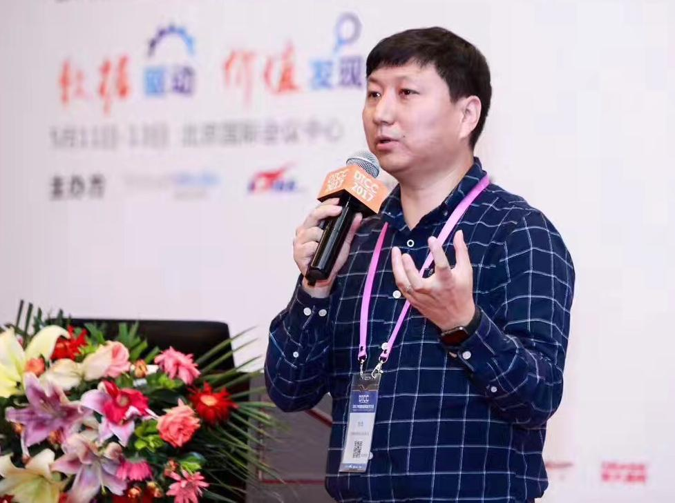 币看刘洋CEO谈新型数据库——区块链与比特币