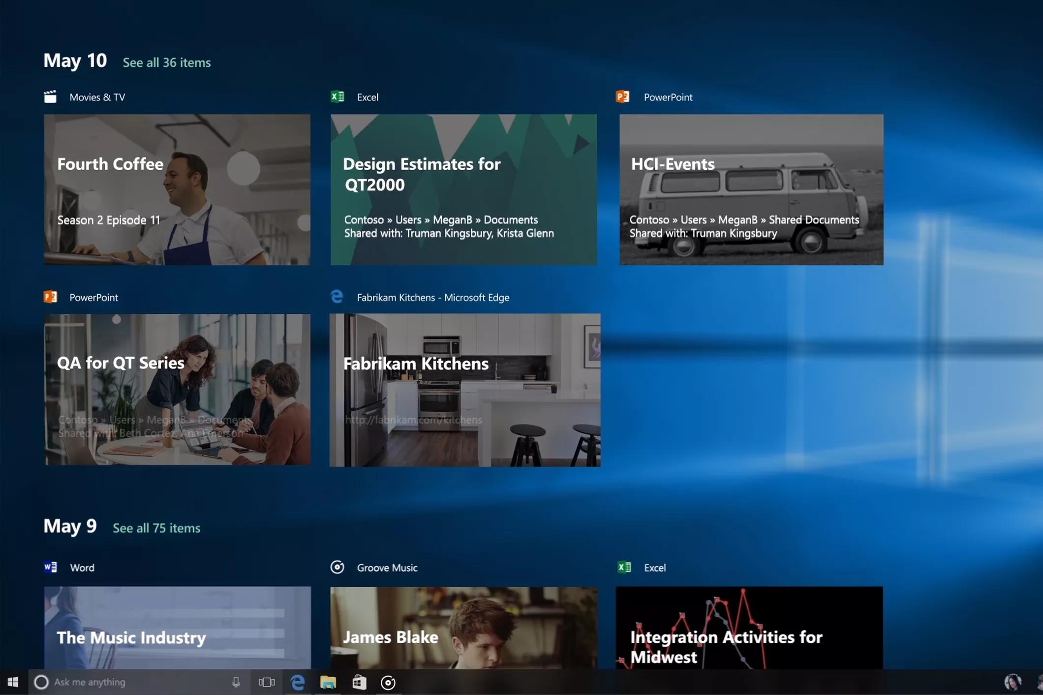 Windows 10 秋季更新看微软的野心   移动互联  第4张