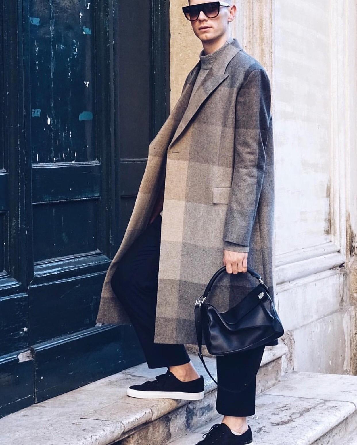 男人背小包真的就很娘吗?男士也很流行背小包 男士时尚 图18