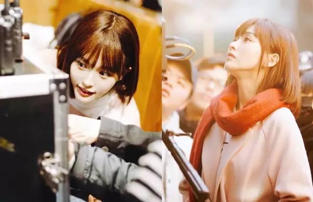 让33岁御姐秒变18岁少女,唐嫣的刘海真的是人人受用