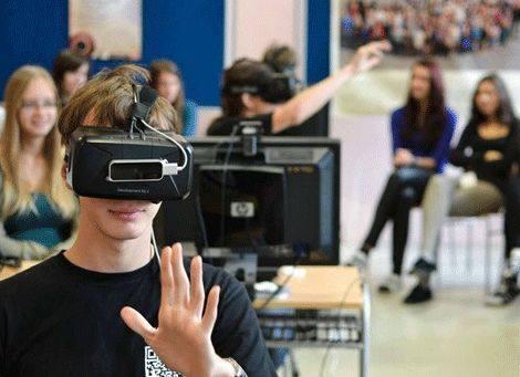 VR+教育是未来教育发展方向?  科技资讯 第4张