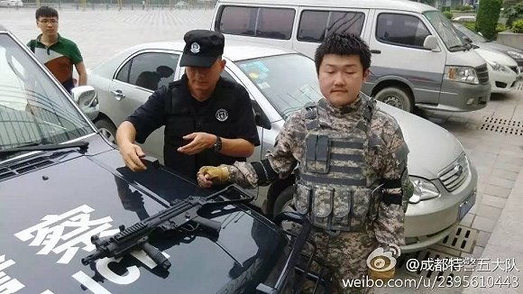 中国真人cs圈的鄙视链
