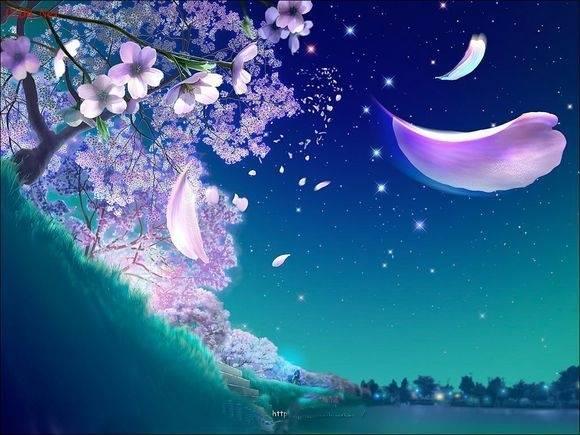 初夏/剑涛 春意渐远温柔失,落花残瓣凭风舞.