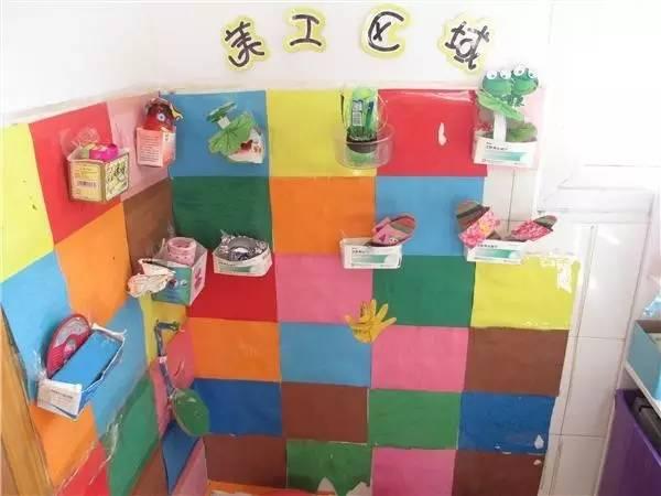 幼儿园区角布置设计方案