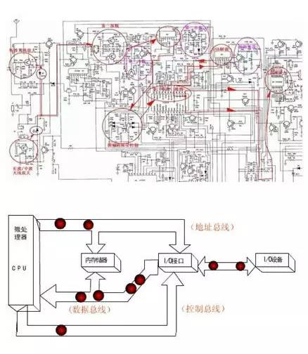 还看得懂复杂的电路图