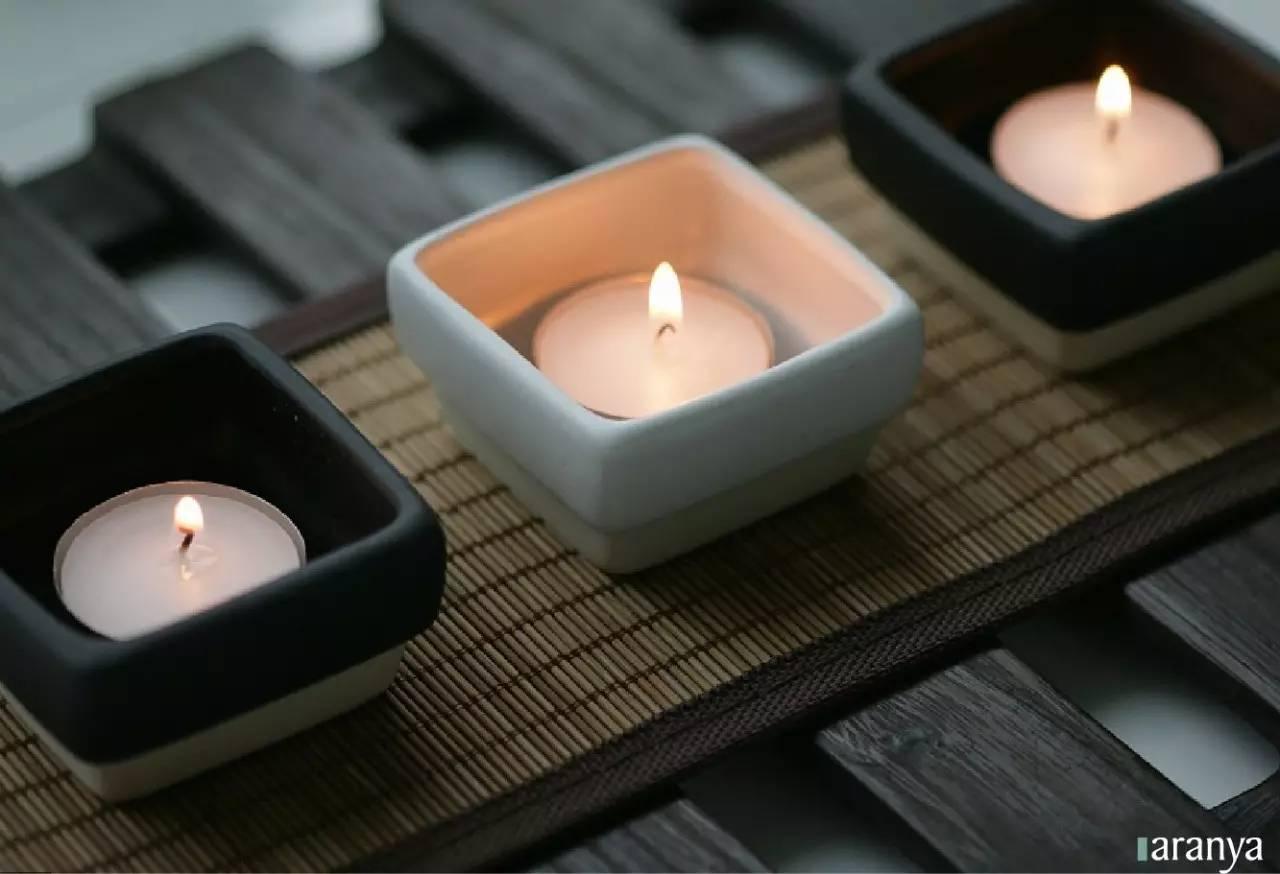 花香——干花贴画   烛香——香薰蜡烛DIY   香薰蜡烛更像是一种生活