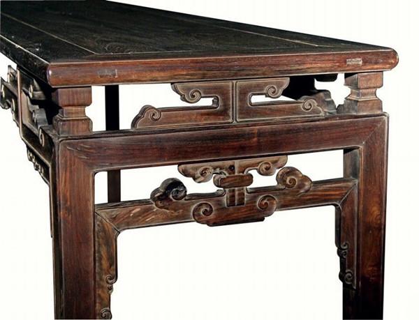 老红木 酸枝 条桌