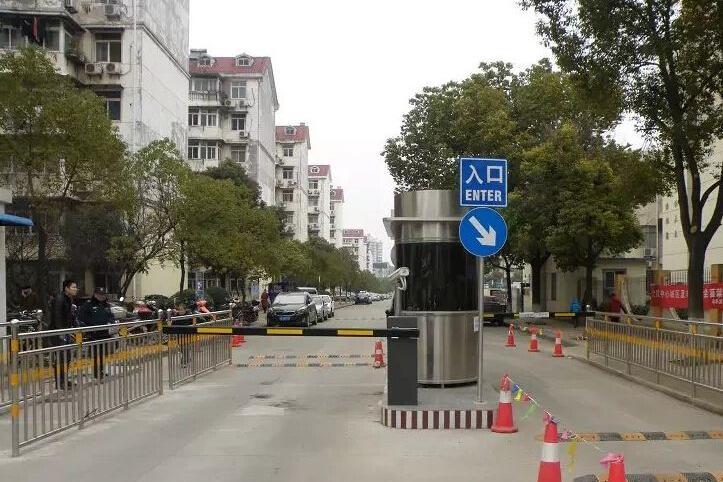 郑州安装车牌识别门禁系统公司