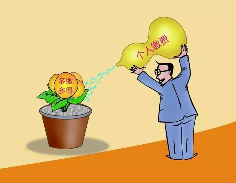 费.`�.��c%�.�9/c�g`_【温馨提示】企业职工基本养老保险费差额补缴要办理啦!