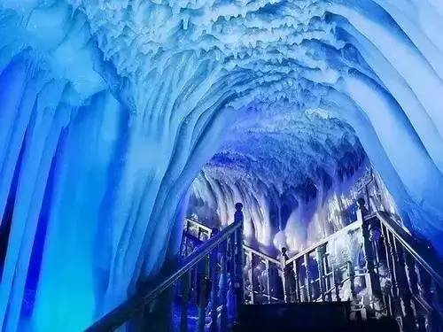 一个300万年的都不会融化的冰洞,我国又一次震惊了全世界