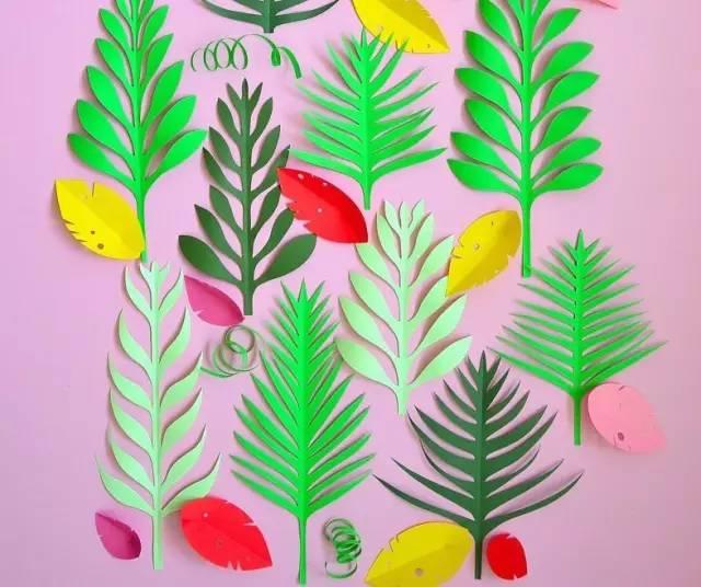 手工制作 经典幼儿园剪纸分享