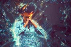 VR大学开课了!--VR全景智慧城市