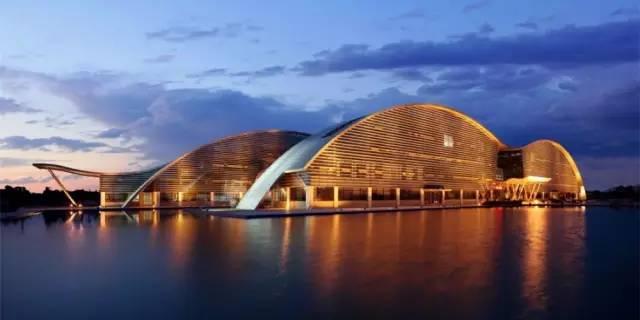 |秦汉新城.规划展览馆|-探寻大西安未来的模样,西咸现代建筑巡礼