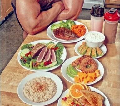 减肥期间吃卤肉饭图片