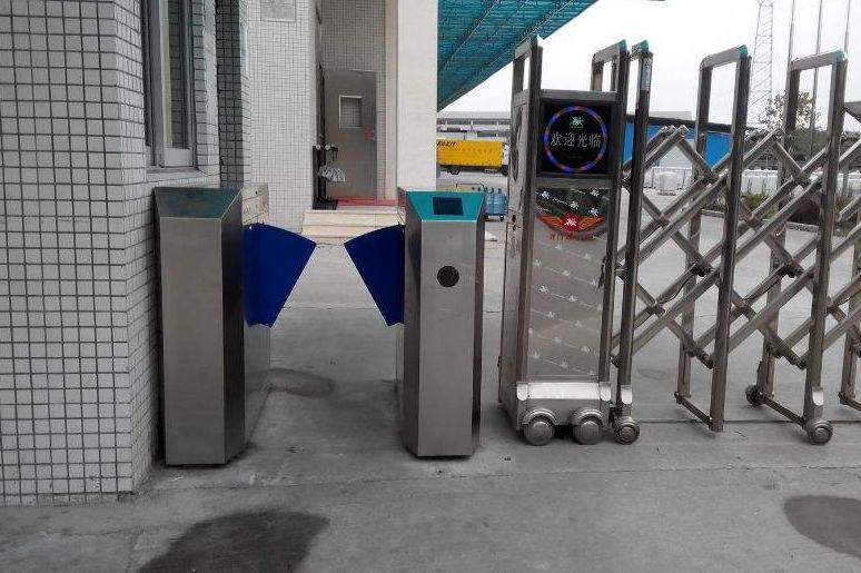 郑州安装小区人行道闸机公司