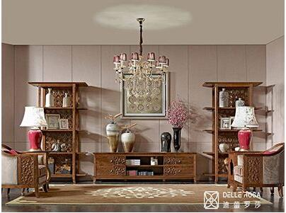 2017十大新中式家具品牌 现代中式家具十大品牌
