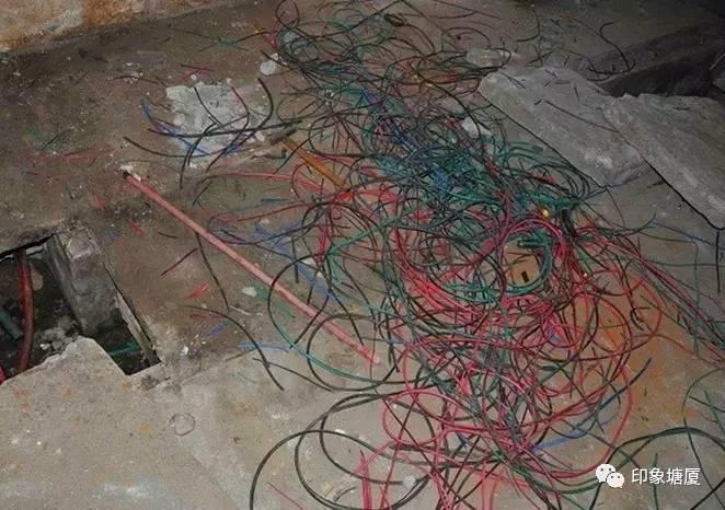 大快人心 电老鼠 盗窃电缆线,塘厦警方循迹捉 鼠