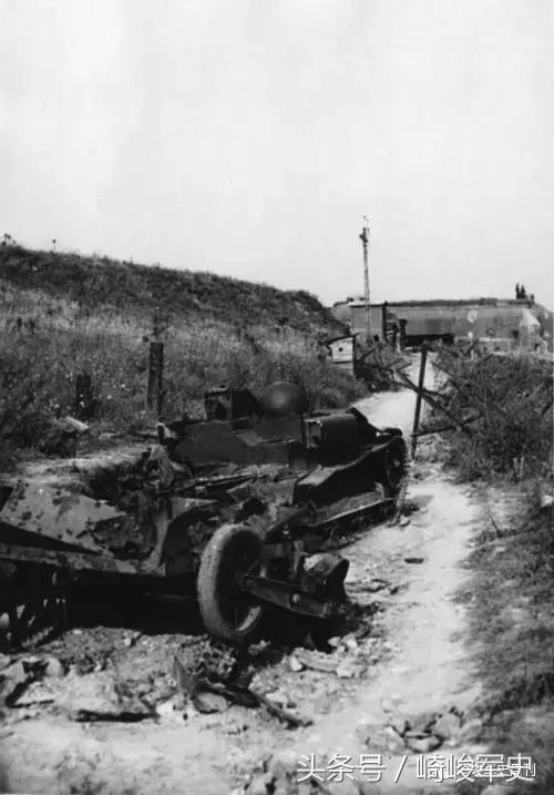 第一座陷落的马奇诺防线要塞