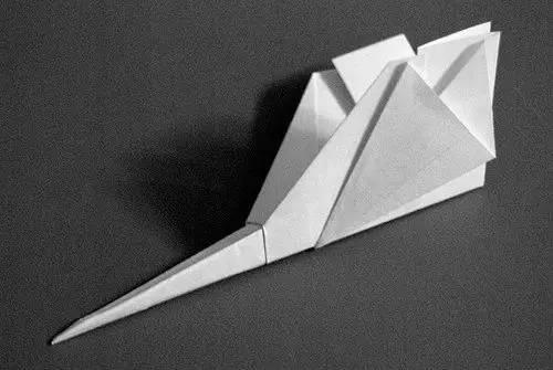 幼儿园最惊艳的a4纸手工制作,惊呆了!