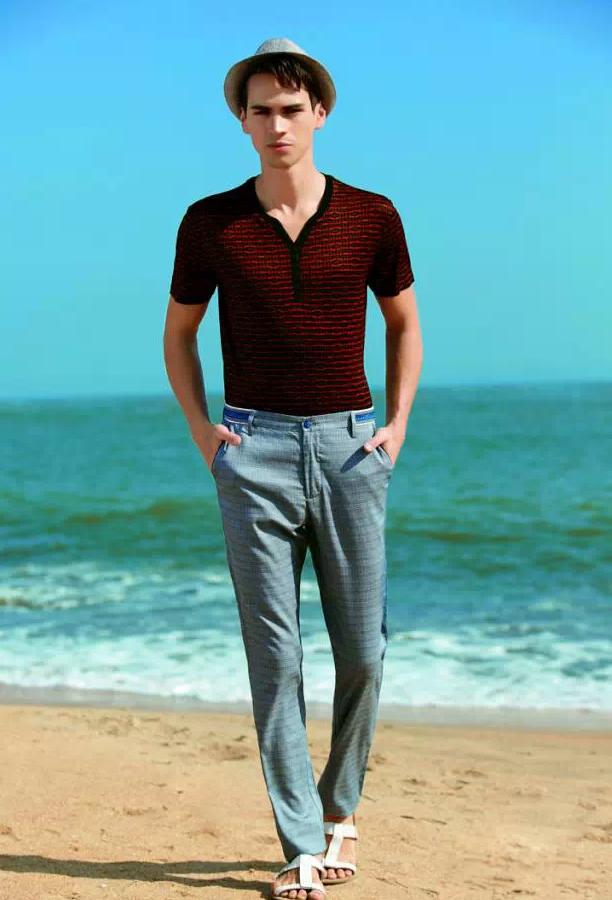 夏天男生怎么穿衣服_