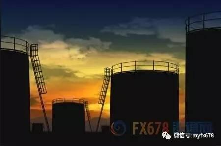 EIA原油库存再迎重大利好,油价短线飙升近1美元